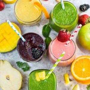 Γιατί να επιλέξετε καθημερινά ένα smoothie; Ποιες βιταμίνες λαμβάνετε με τα smoothies;